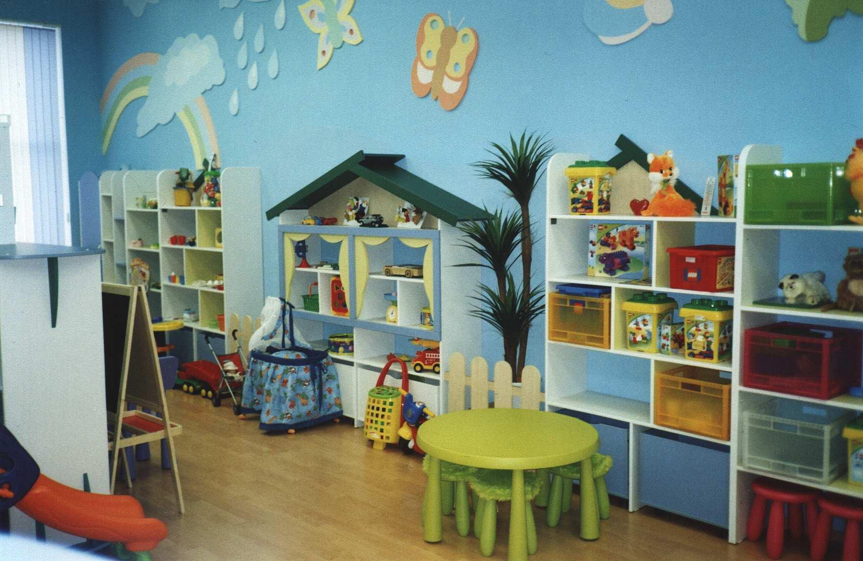 Smallplex мебель для дошкольных учреждений..